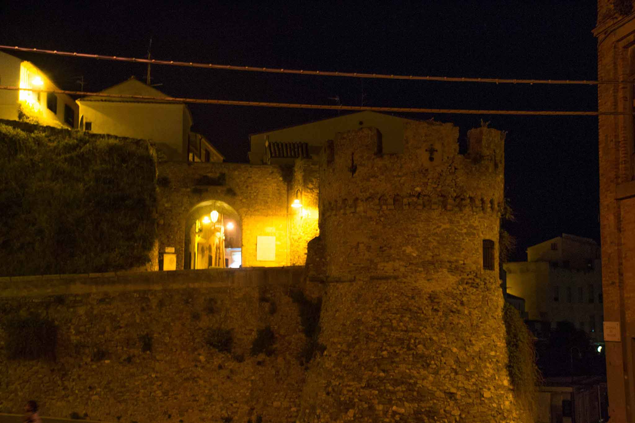 castello termoli osteria dentro le mura