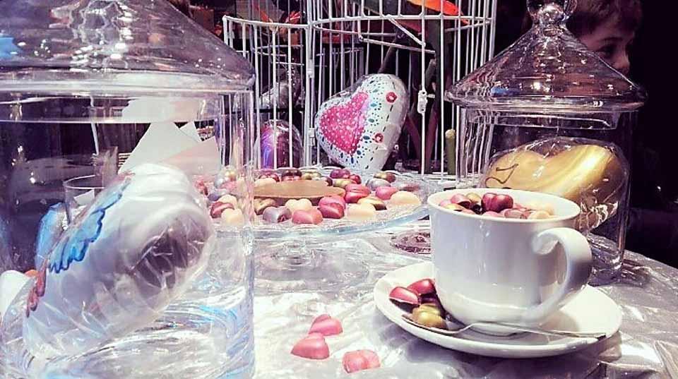 cuori cioccolato San Valentino Gobino