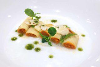 Fiumicino. I nuovi piatti di Cristina Bowerman al ristorante Assaggio del Terminal 3