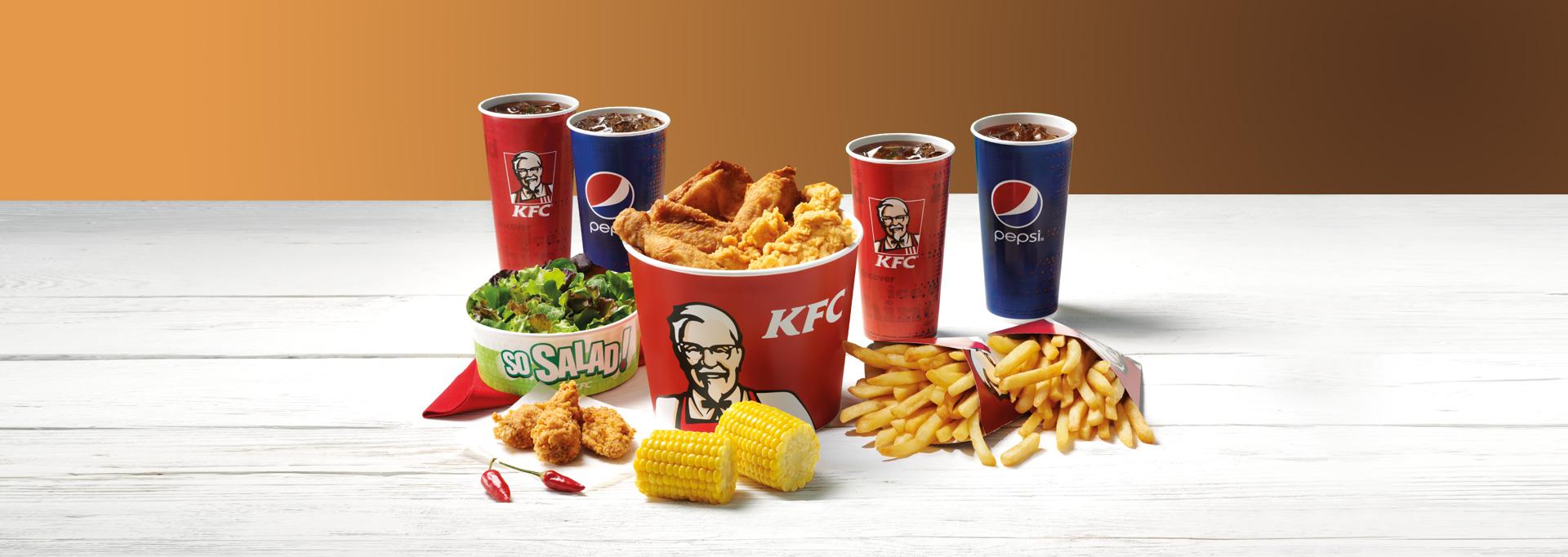 kfc pollo fritto menu