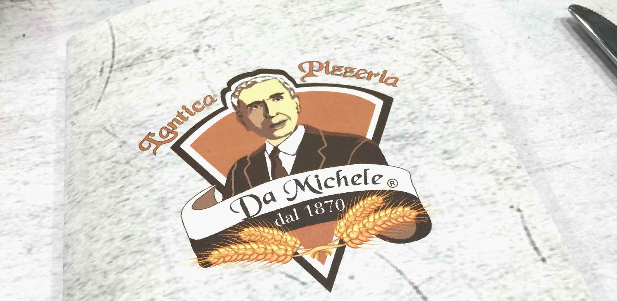 menu pizzeria Da Michele