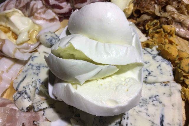 migliori mozzarelle di bufala Caserta: Fattoria Pagliuca