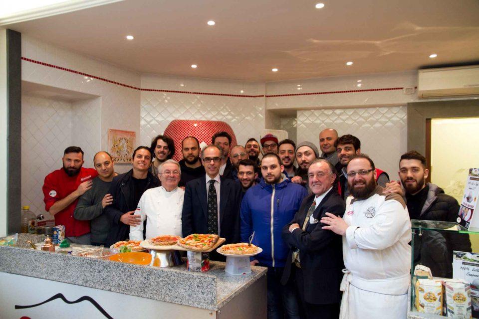 partecipanti Lezioni di Pizza impasti speciali