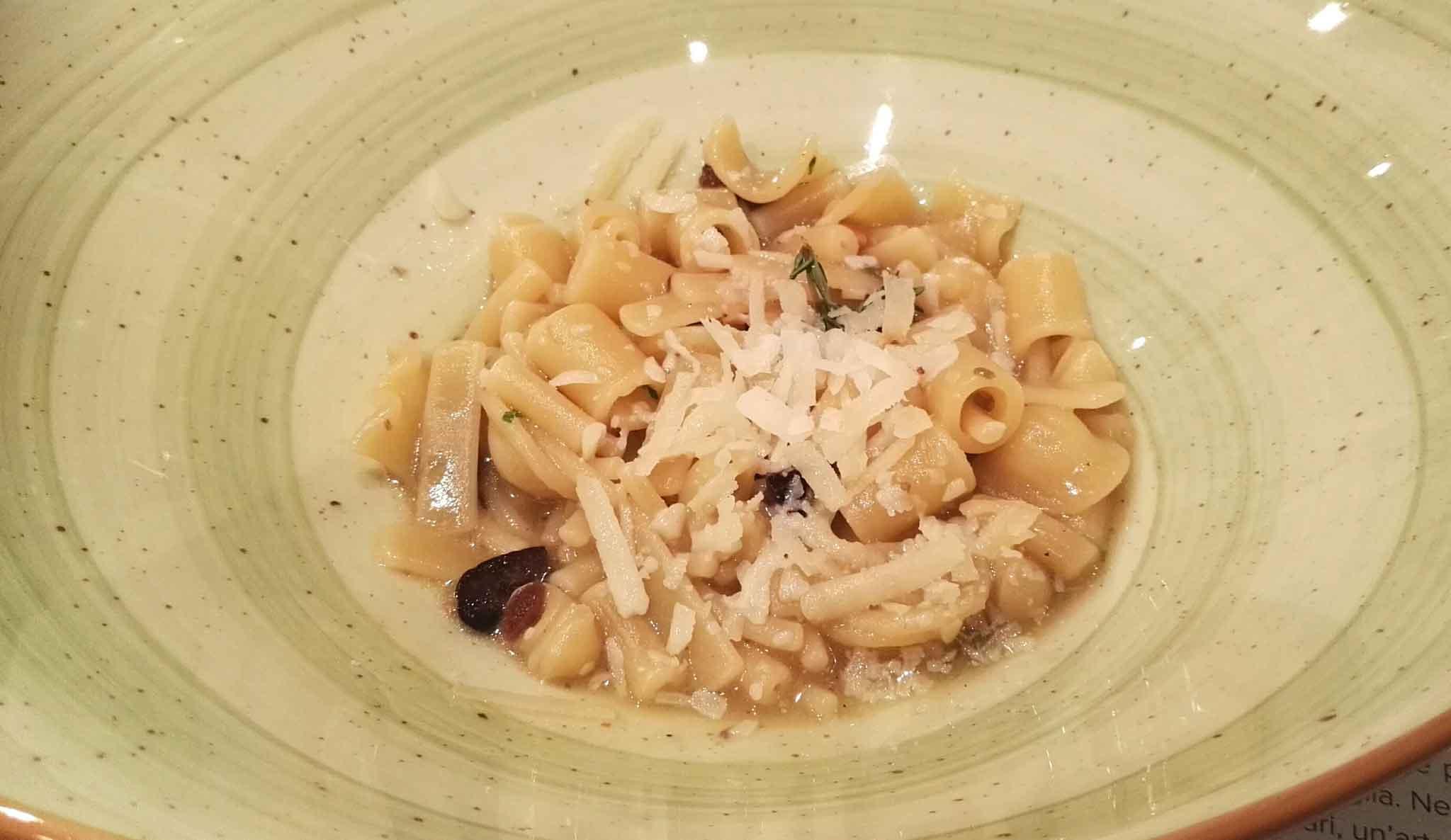 pasta mista Peppe Aversa