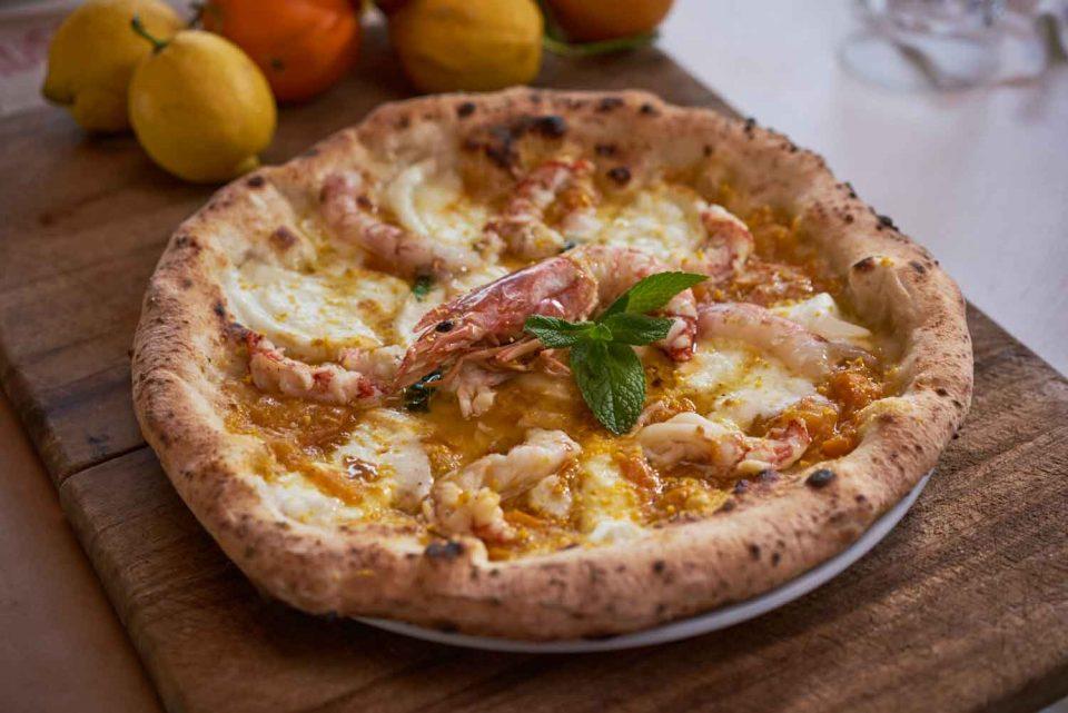 pizza Sanremo