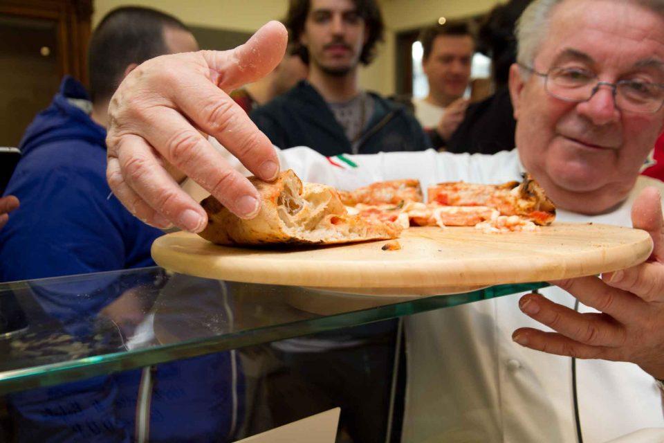 pizza canotto Piergiorgio Giorilli