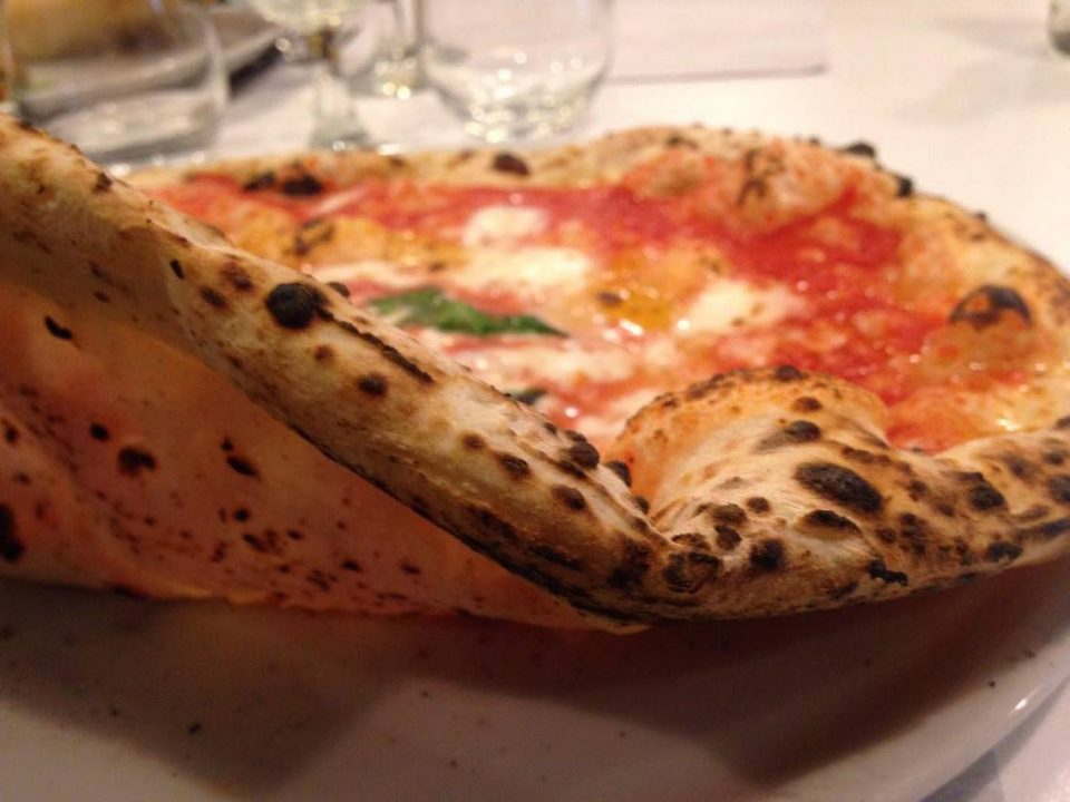 pizza margherita Michele Roma