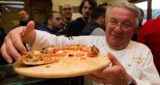 Pizza. 20 regole per fare il canotto più alto del mondo come spiega Piergiorgio Giorilli