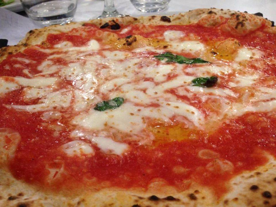 pizzeria Da Michele Roma pizza