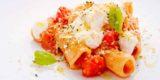 L'ottima cucina né carne né pesce all'Antico Verbano sul Lago Maggiore