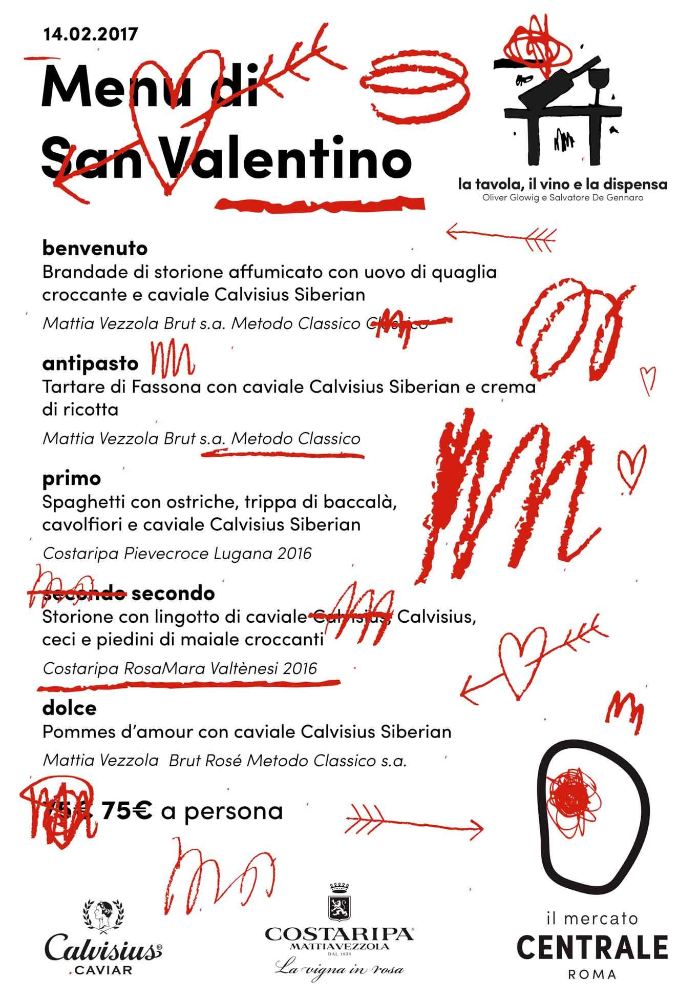 60 ristoranti per San Valentino con menu e prezzi dal nord al sud ...