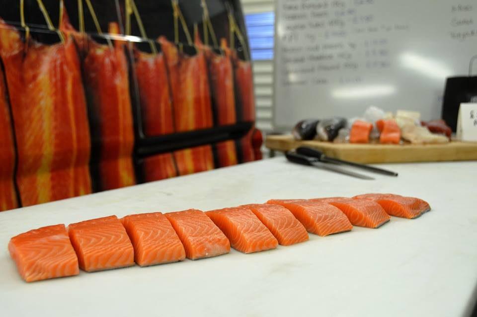 salmone affumicato Forman Longino Cardenal
