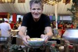 Londra. Gordon Ramsay cucina gli scarti con Dan Barber nel nuovo WastED che apre il 24 febbraio