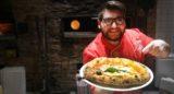 Pizza. Il canotto di Carlo Sammarco sbarca a Roma e conquista Eataly