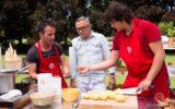 Valerio Braschi da MasterChef 6 alle cucine del giudice Bruno Barbieri nel Fourghetti di Bologna