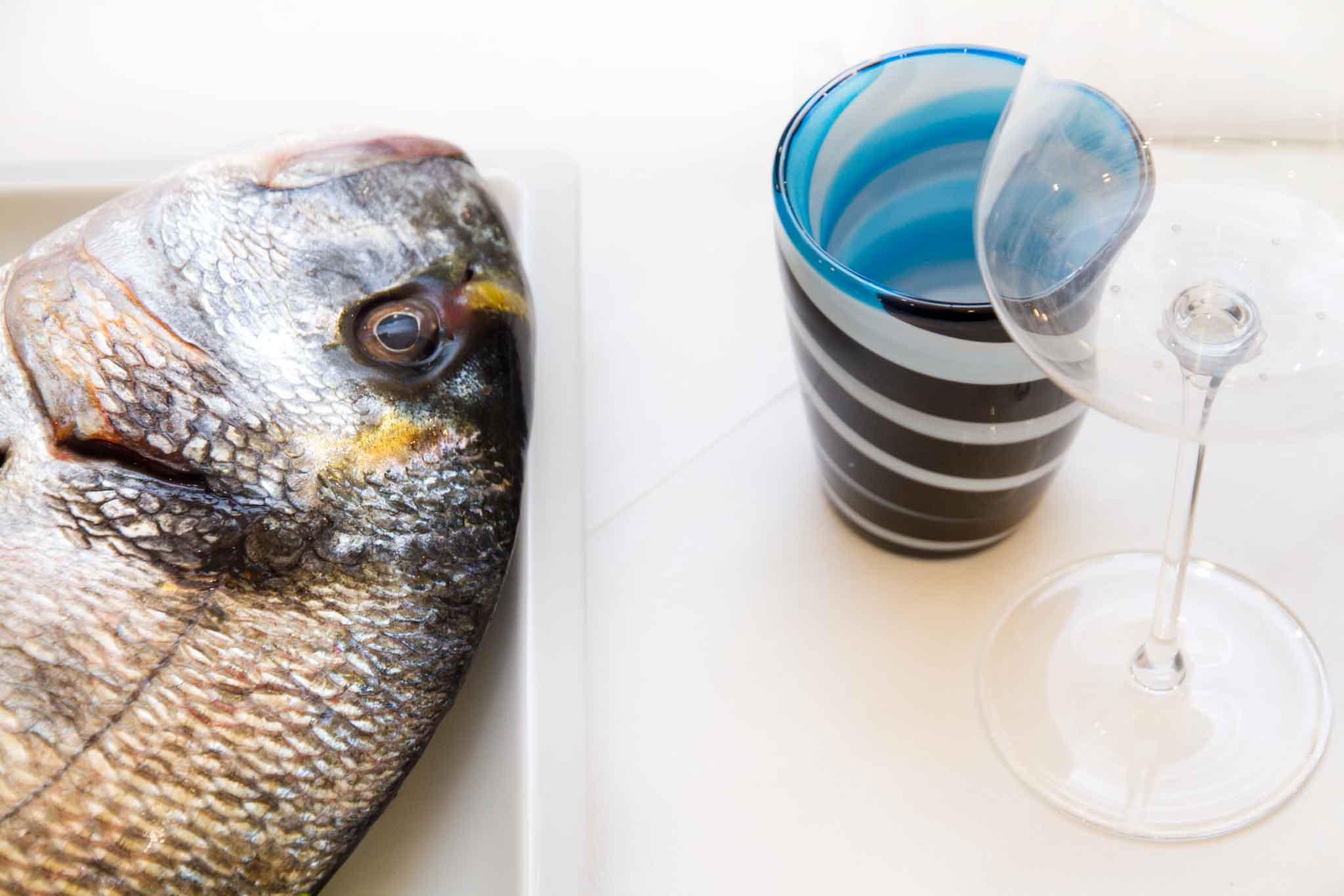 pesce a casa: qualità