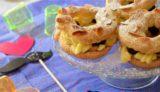 Zeppole di San Giuseppe al forno. Ricetta diversamente dolce con la farina napoletana Tipo 1
