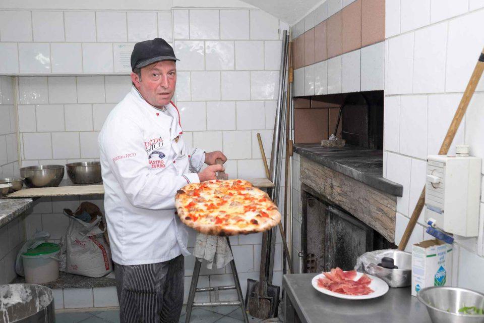 Vico equense guida alle 23 migliori pizzerie e alle pizze - Antico bagno vico equense ...