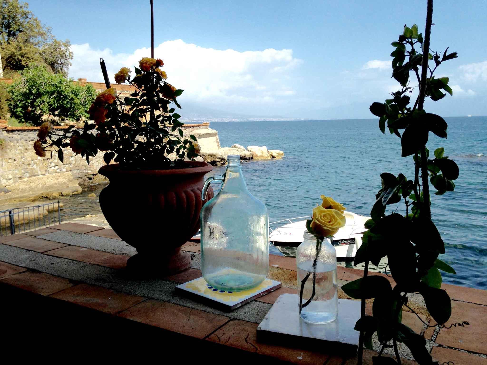 Napoli. Social eating a tutto pesce A casa di Amici a Posillipo