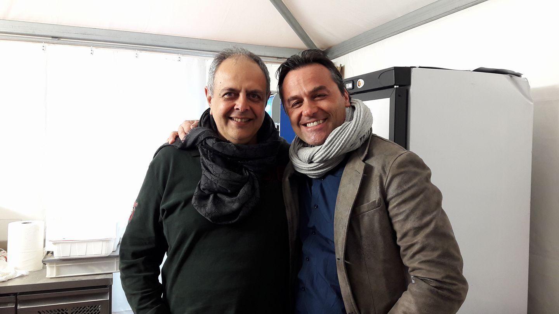 Vincenzo Pagano e Alessandro Condurro