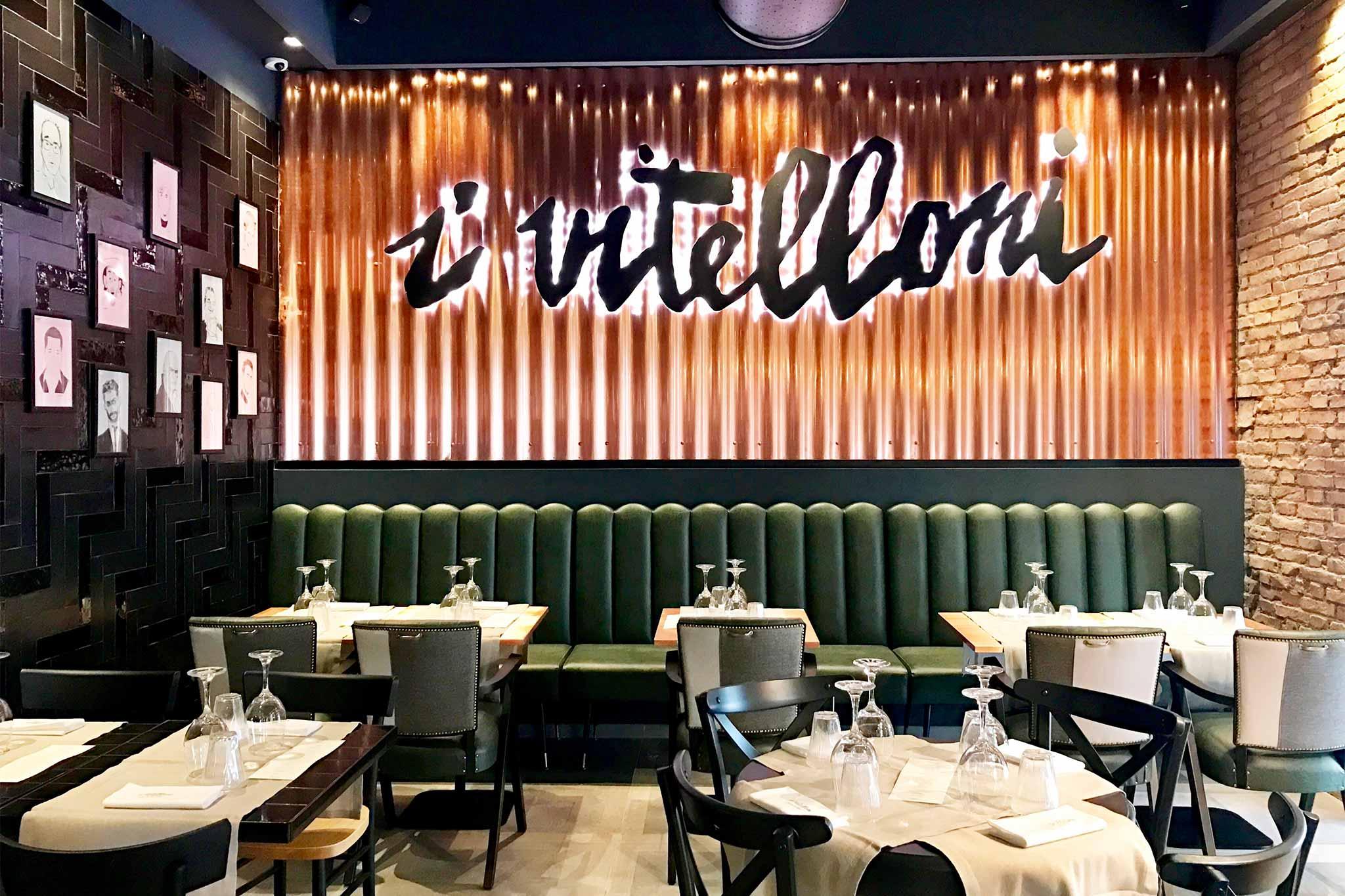 Roma i vitelloni mega ristorante da 700 mq che riapre con pizza hamburger e cucina di mare - Pizzeria con giardino roma ...
