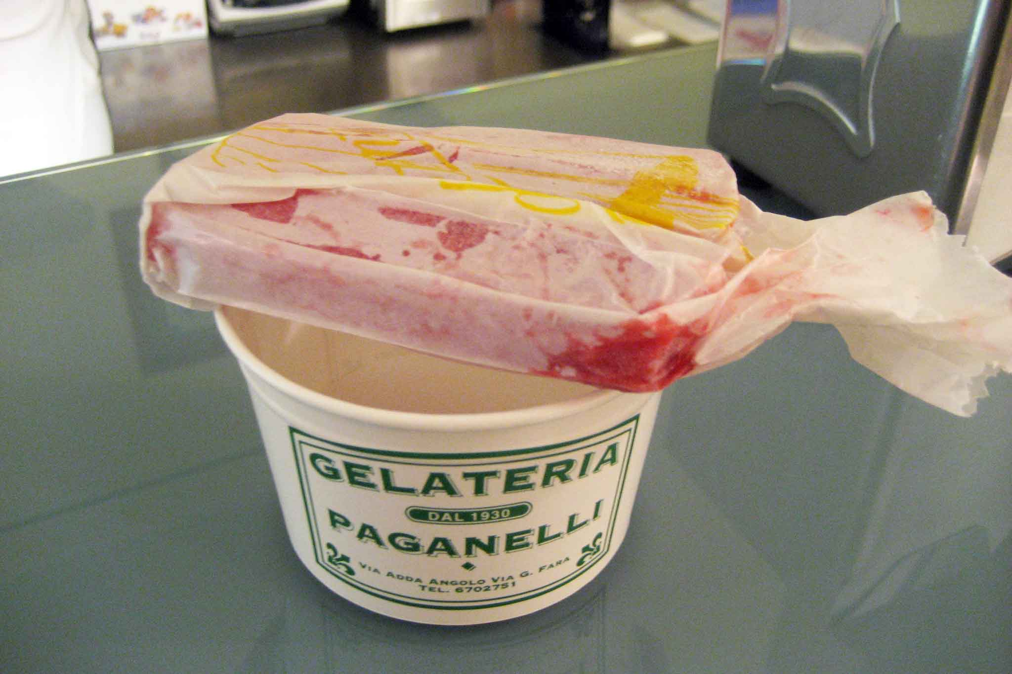 gelateria Paganelli