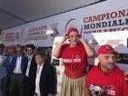 Teresa Iorio raddoppia e vince il primo Trofeo Mondiale Pizza Fritta