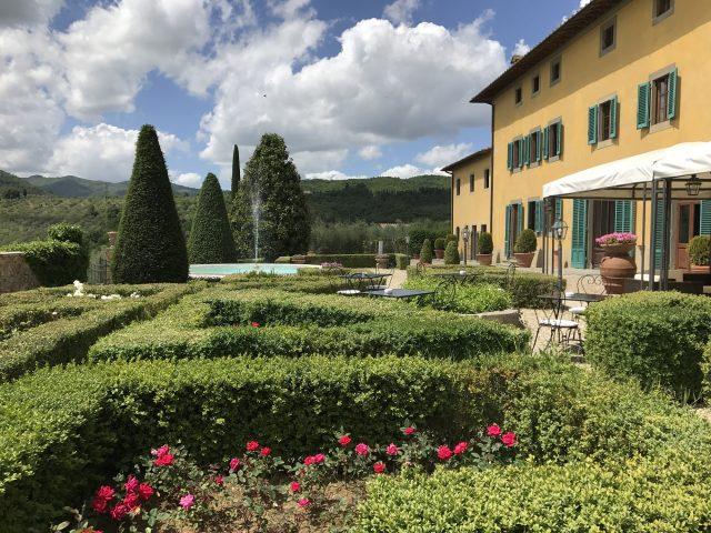 Villa La Palagina figline
