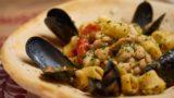 Pasta, fagioli e cozze: la ricetta è migliore con i tubettoni