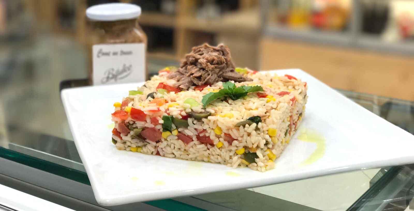 Insalata di riso ricette