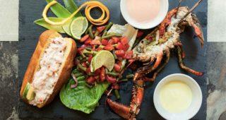 Roma. Queen Bee che mette insieme hamburger, lobster e pizza con buoni risultati