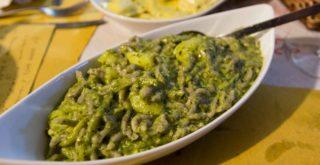 Liguria. 10 motivi per mangiare a 30 € al ristorante Censin da Bea sulle note di De Andrè