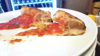 Pizza canotto. Diego Vitagliano la sdogana con la farina Bio