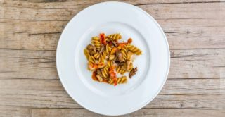 Langhe. I piatti del miglior Giovane Chef Michelin alla Locanda del Pilone