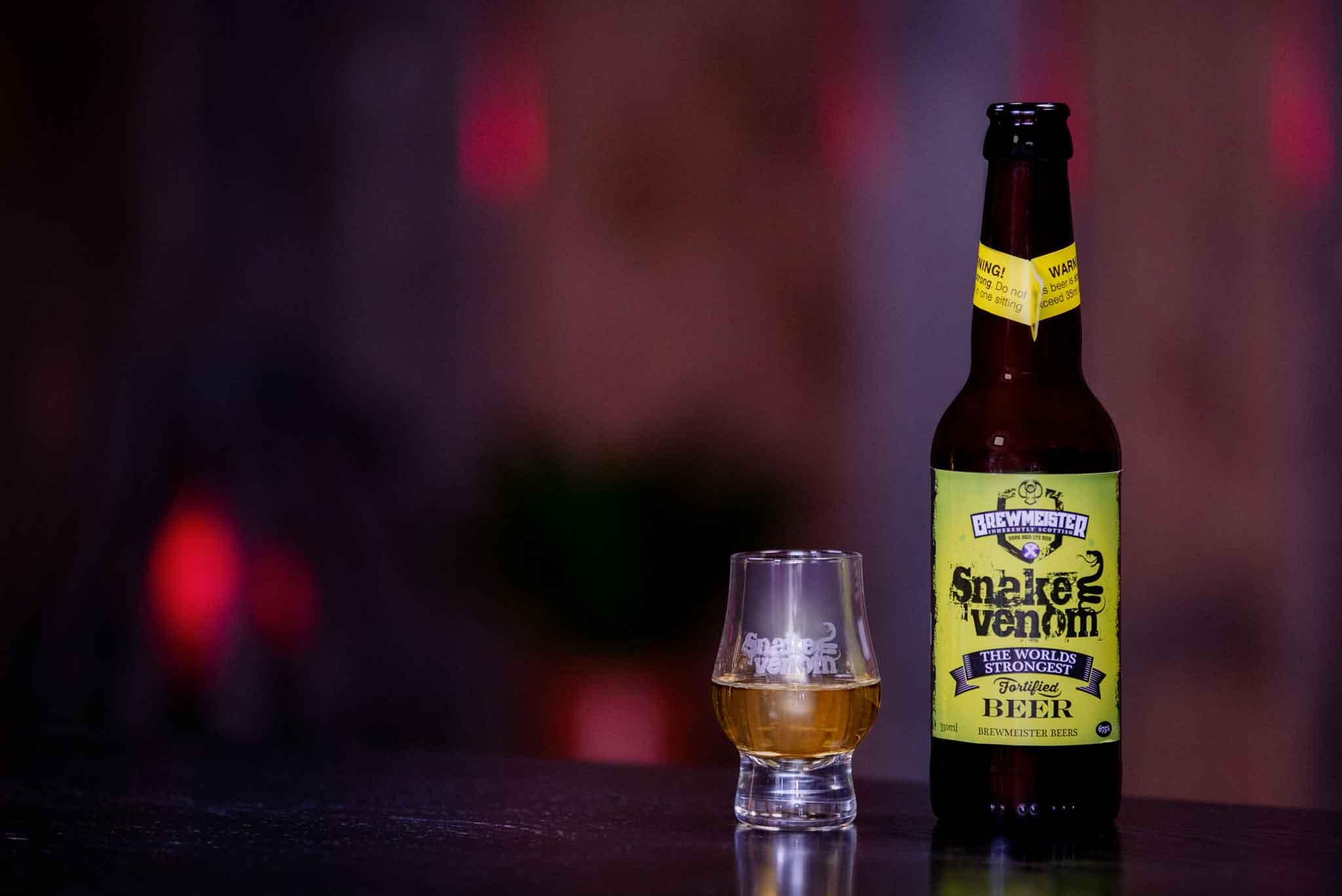 Birra piu alcolica del mondo