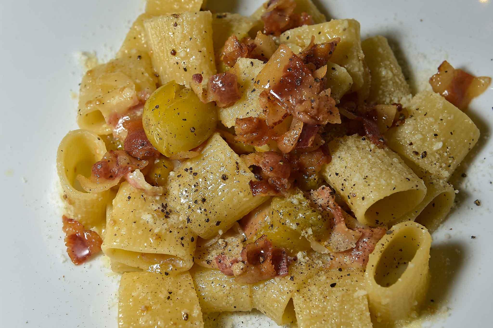 Torino du cesari per mangiare la vera cucina romana a for Primi piatti cucina romana
