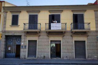 Carlo Sammarco apre una nuova pizzeria a Frattamaggiore con una pizza canotto speciale