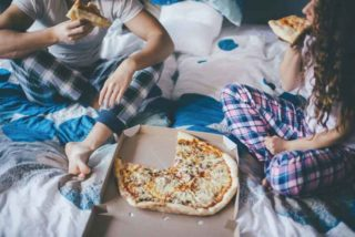 La pizza fa bene al sesso dei Millennials