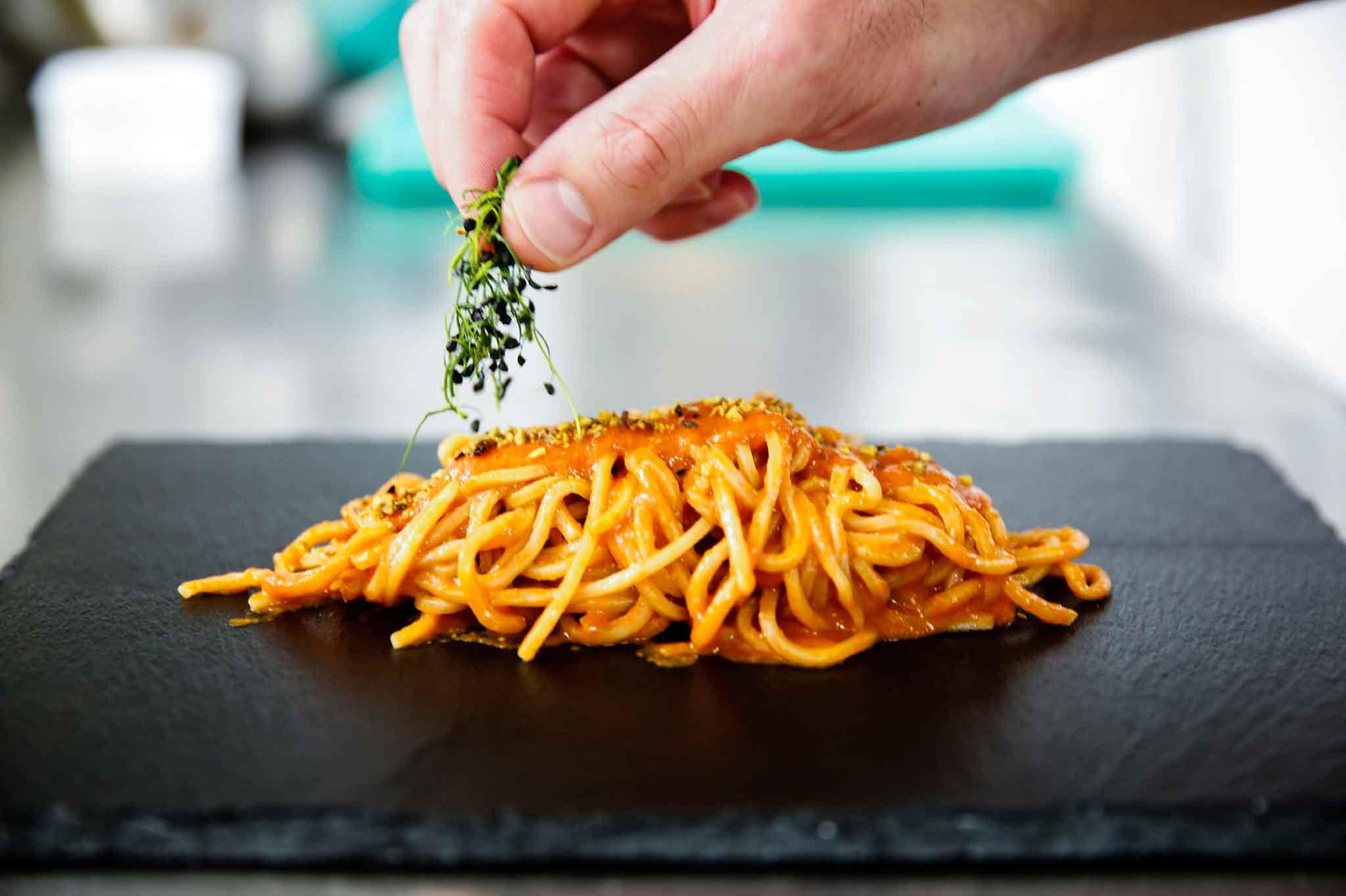 puoi mangiare la pasta con una dieta