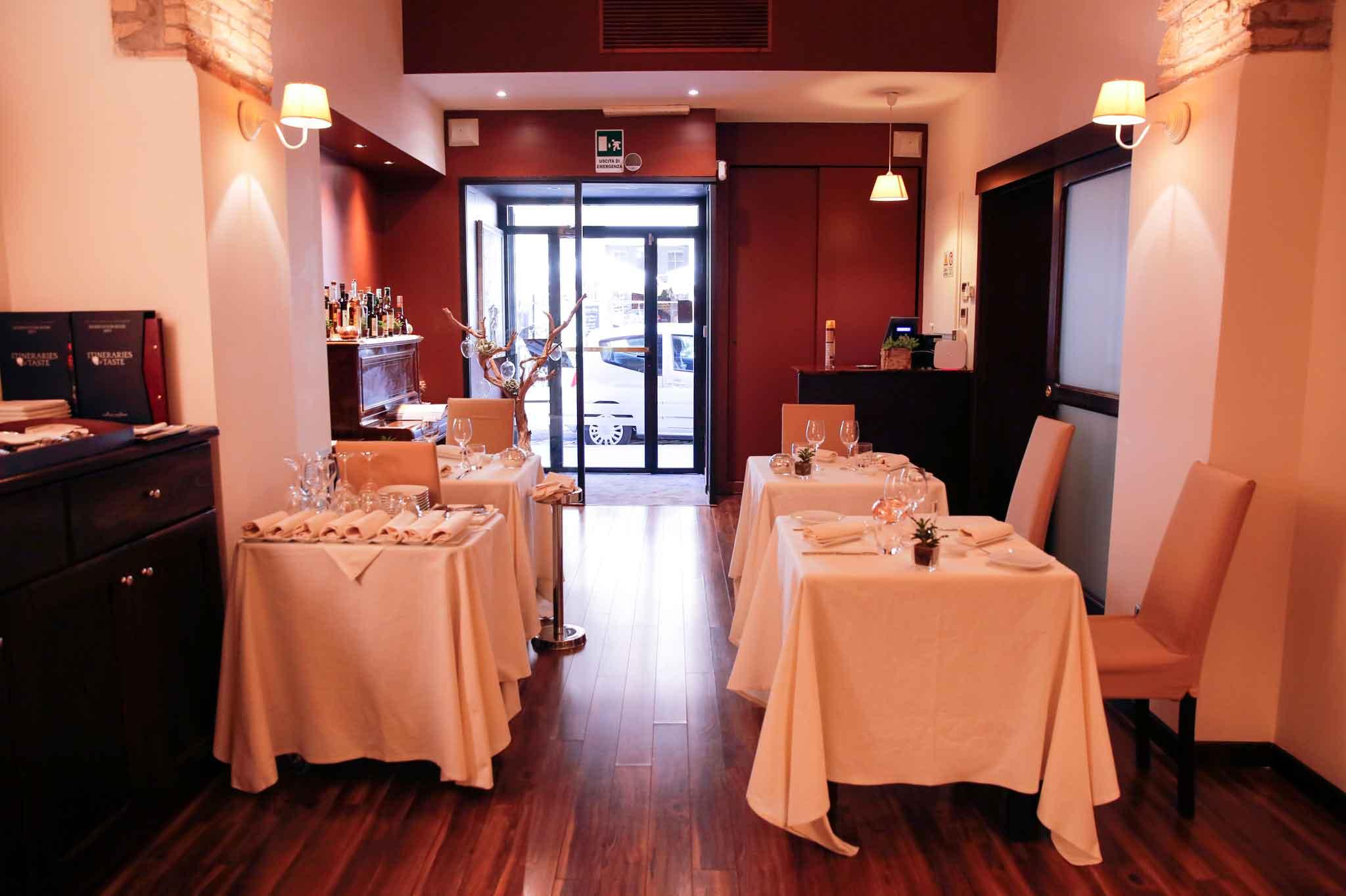 Roma. Doppio, ristorante dello chef stellato Giuseppe Di Iorio a ...