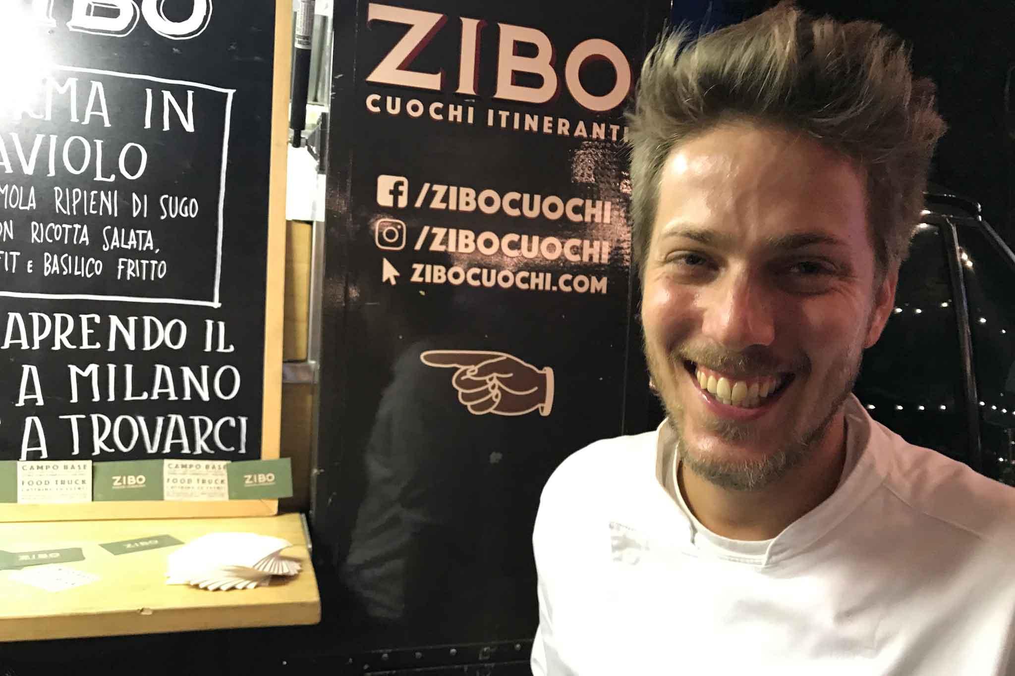 Milano la fantastica pasta ripiena nel nuovo zibo in sant for Ristorante da giulio milano