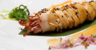 Agropoli. Hoshi offre ottimo sushi che chiamereste fusion ma è del Cilento