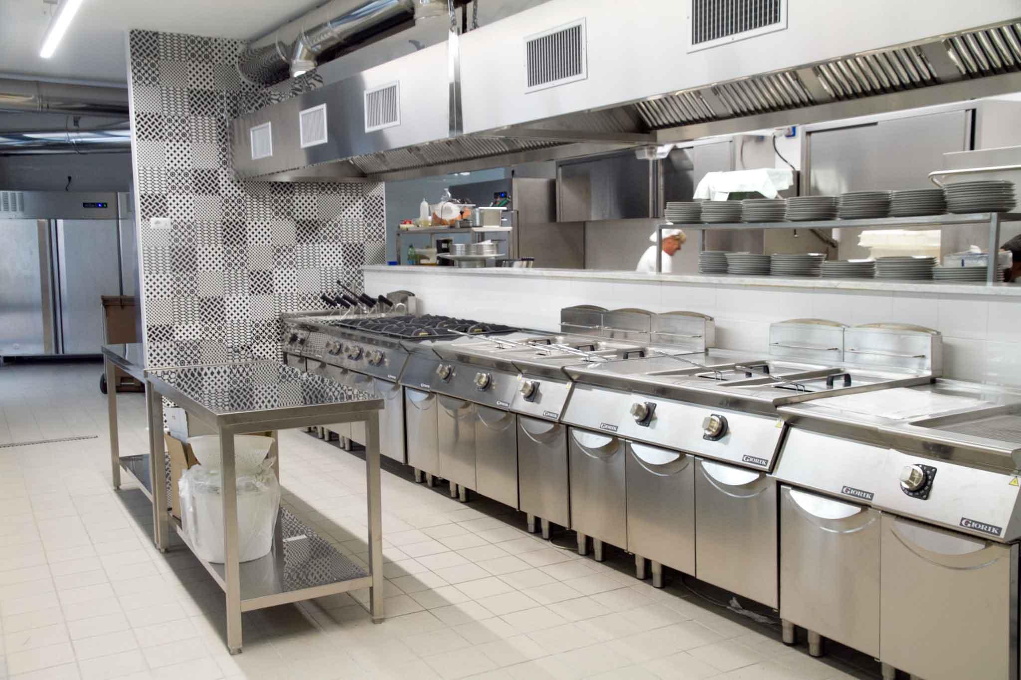 cucina pizzeria I Masanielli