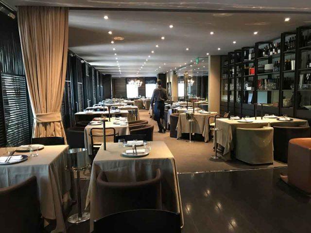 Filippo la mantia ristorante milano