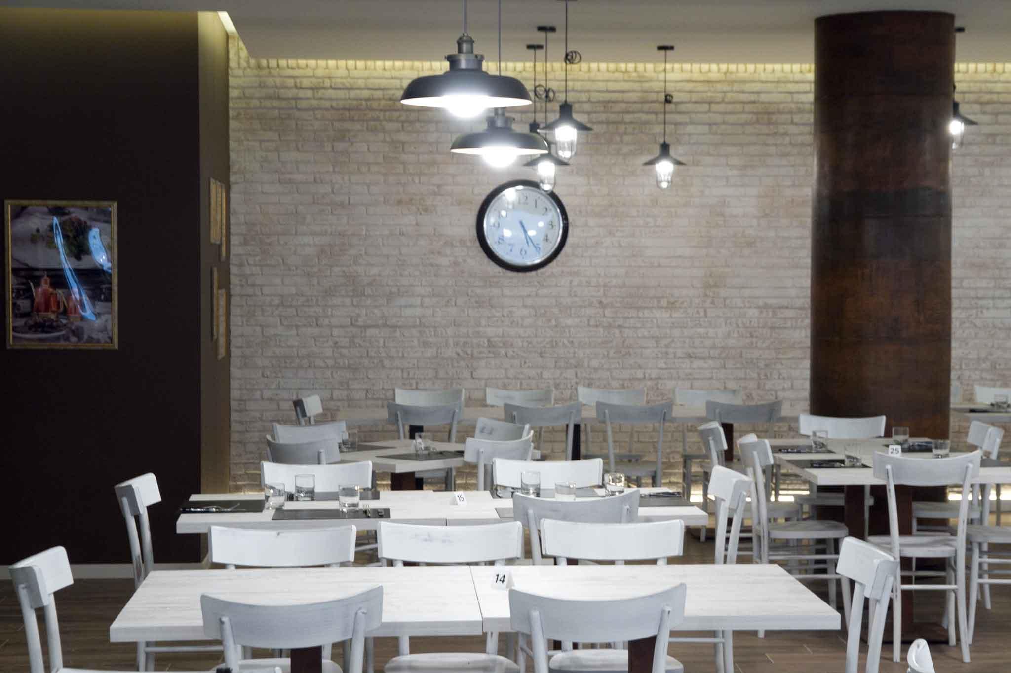 tavoli i Masanielli pizzeria Caserta
