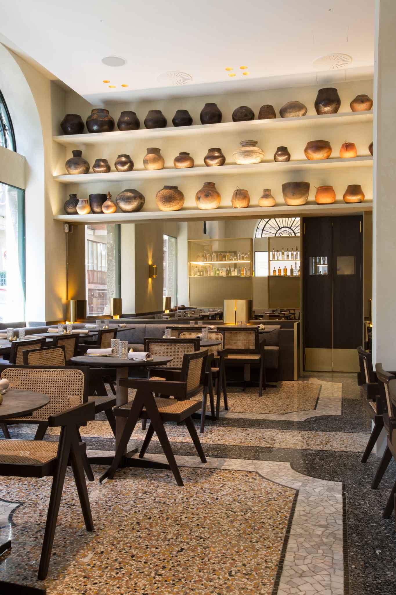 Milano piatti e prezzi del nuovo ristorante indiano cittamani for Kos milano ristorante