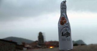 Terremoto di Norcia. La birra Leffe che ha aiutato a ricostruire la chiesa