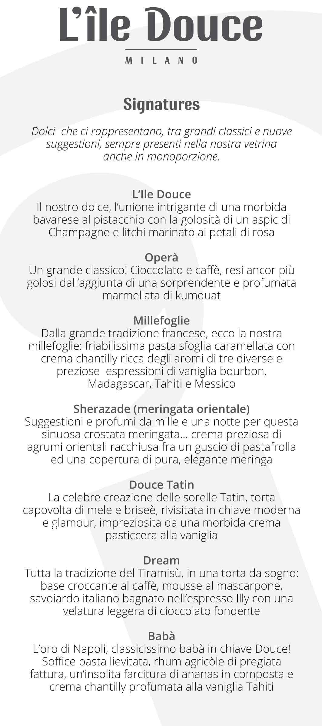 Milano cosa mangiate e quanto costa la pasticceria l 39 le for Quanto costa aggiornare la carta di soggiorno