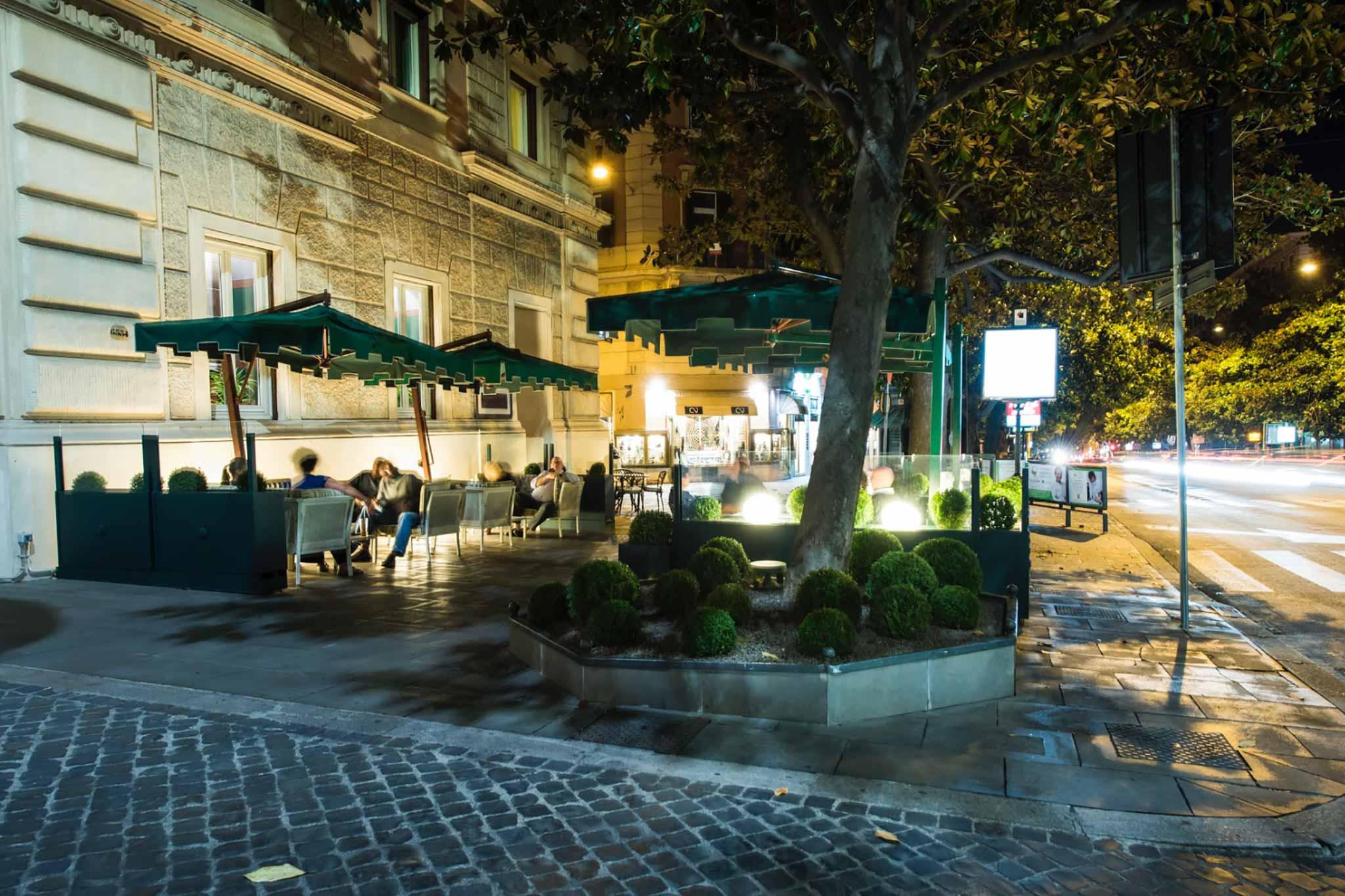 Roma Menu E Prezzi Del Nuovo Ristorante Flora A Via Veneto