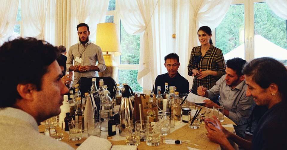 Bevuta stampa con Lurisia per conoscere il futuro della mixology italiana